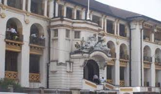 The Seat of the Supreme Court of Sierra Leone
